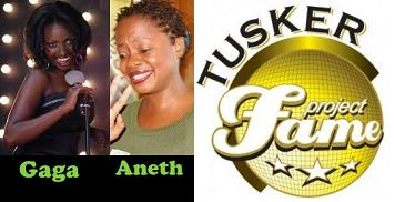 Gaga and Aneth Evicted from the Tusker Academy