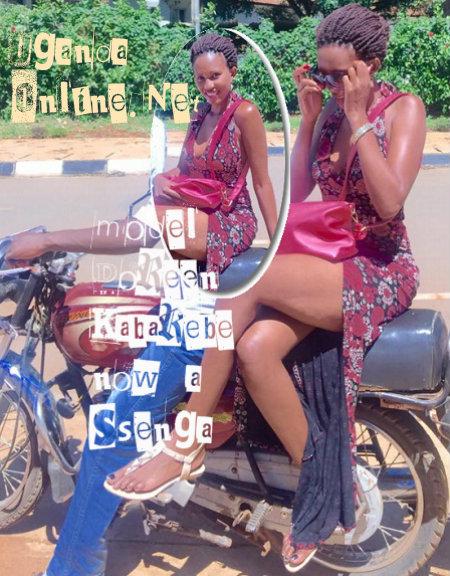 Doreen Kabareebe now  a Ssenga of sorts