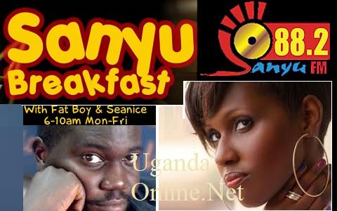 Sanyu FM's Fatboy and Seanice