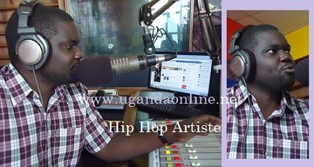 Sanyu FM's morning crew presenter now a Hip Hop artiste