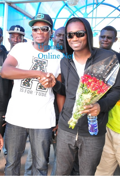 Peter Miles and Busy Signal