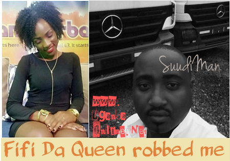 Suudi Man once accused Fifi of stealing his money to the tune of Shs 70million