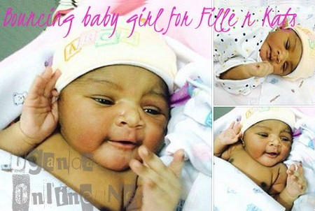 Singer Fille is now a mother