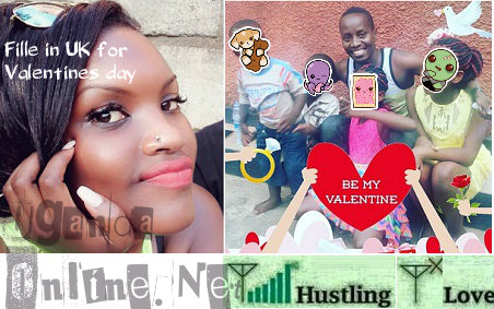 Fille and Mc Kats won't be together this Valentine's day
