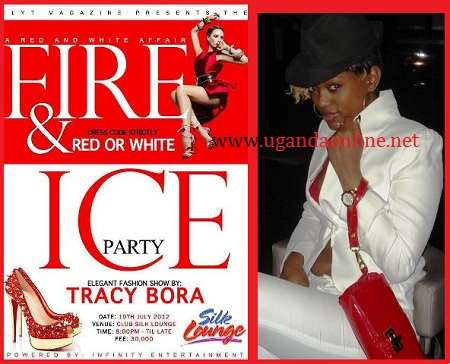 Tracy Bora and Elyt Magazine are behind the Fire and Ice Party