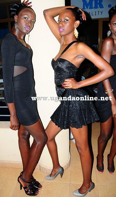 Little Black Dress Models at the JH Boutique launch