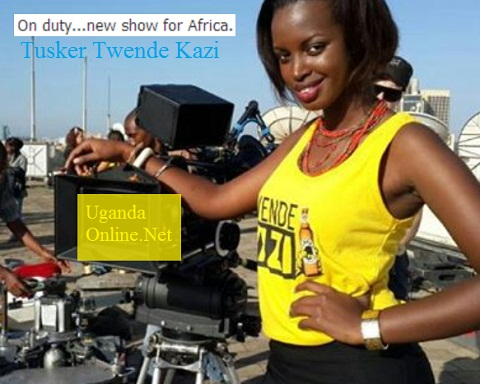 Flavia at Hilton Hotel in Nairobi