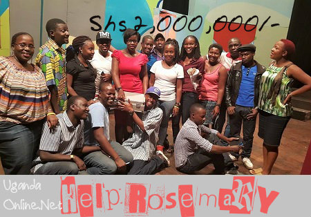 Fun Factory contribute over shs 2M/- to cancer patient