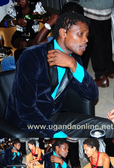 Jose Chameleone adds Gadaffi to his long list of names