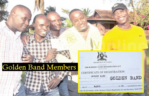 Golden Band Members