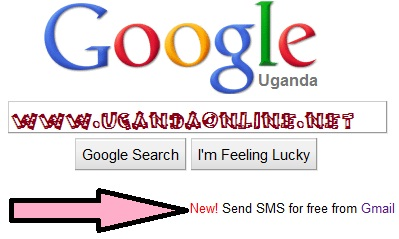 Uganda Online - Google Introduces Free SMS through GMail