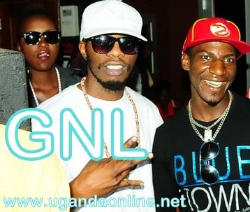 Keko, GNL and Kickboxer Golola Moses
