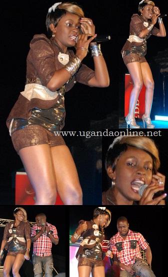 Grace Nakimera in Gulu