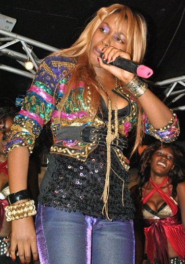 Grace showed that she is a force to reckon among the Ugandan female artistes