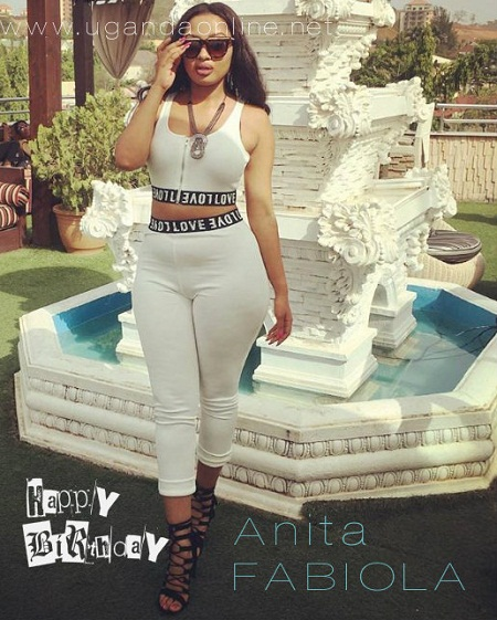 Anita Fabiola adds yet another year