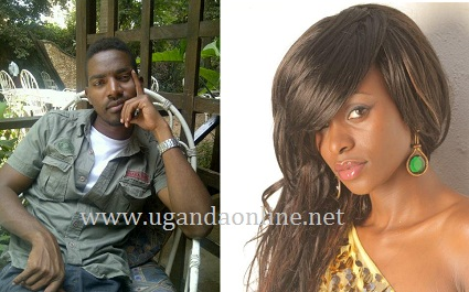 Dean Nsubuga and Hellen Lukoma are the latest celebrity couple