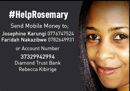 Help Rosemary Nankabirwa drive on