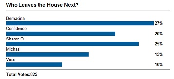 Poll on who leaves the house on May 29, 2011