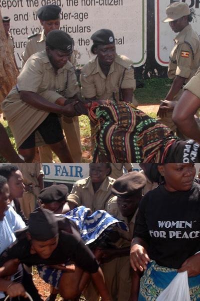 IPC Women Arrested