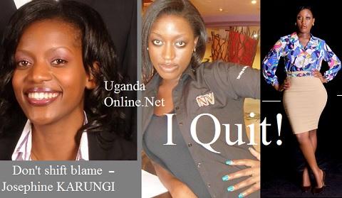 Josephine Karungi tells off Justine