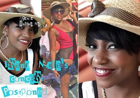 Irene Ntale's concert postponed