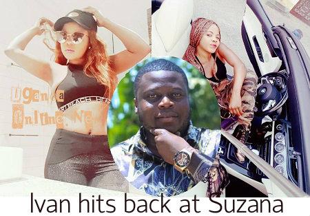 Ivan hits back at Suzana