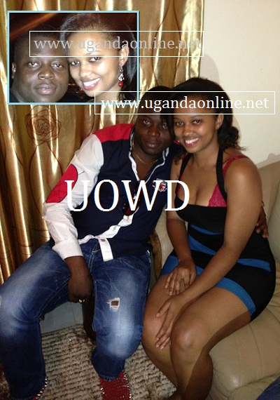 Zari's Ex Ivan Ssemwanga shows off his new lover after splitting with his wife