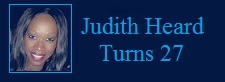 Judith Heard turns 27