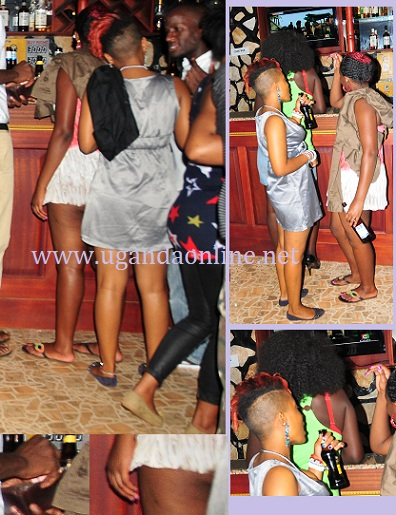 Jinja Babes unleashing their swagg