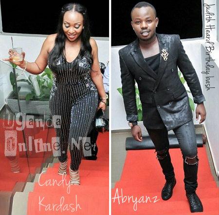Meddie Sentongo's ex and Abryanz CEO, Ahumuza Brian
