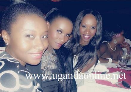 Laura Kahunde, Juliana and the birthday girl