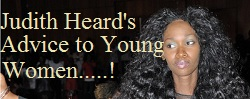 Judith Heard's Advice to Young Women