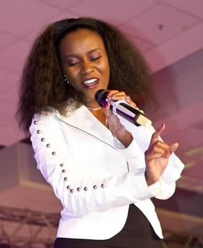Juliana Kanyomozi a nominee in the BEFFTA UK Awards 2012