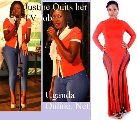 Justine Nameere quits her NTV job