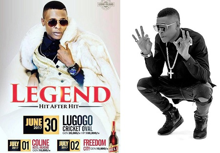 Chameleone is all set for his Lugogo Concert