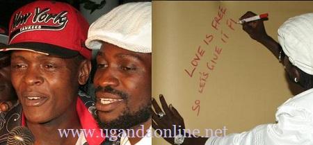 Chameleone to attend Tugambire Ku Jennipher launch