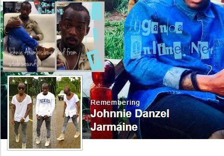Facebook memorializes Johnnie's facebook account