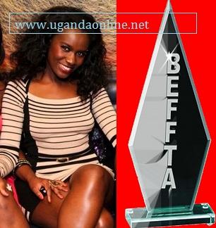 Juliana wins BEFFTA Award