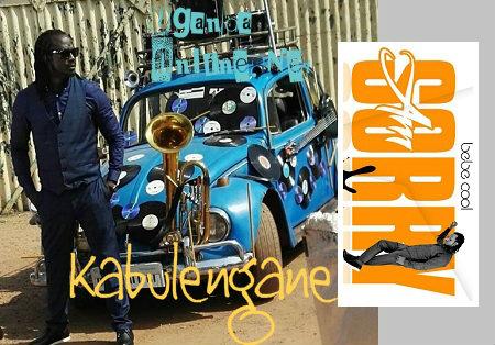 Bebe Cool shooting the Kabulengane video