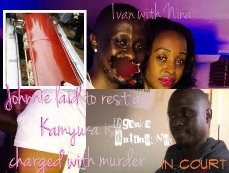 Kamyuka charged with murder