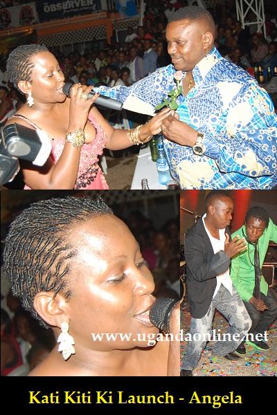 Kati Kiti Ki Launch with Angela Kalule