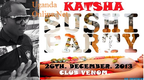 Katsha Sushi Party for Dec. 26
