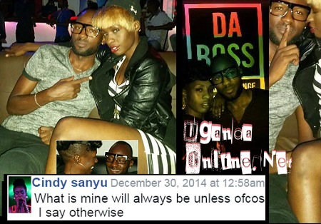 Cindy performed at Da Boss Bar on Dec 30