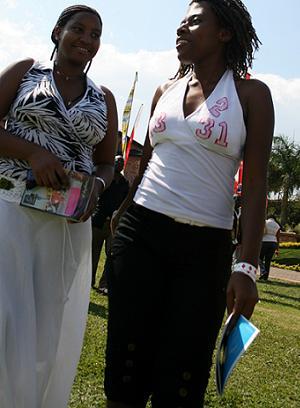 More Kampala Babes