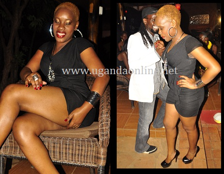 Swangz Avenue based Sera and KS Alpha at Cayenne Bar in Bukoto, Kampala