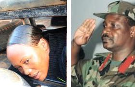 Lydia Atim Draru who killed the former Maj. General James Kazini