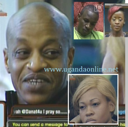 Prezzo, Goldie, Lady May and Uganda's Kyle are up for eviction