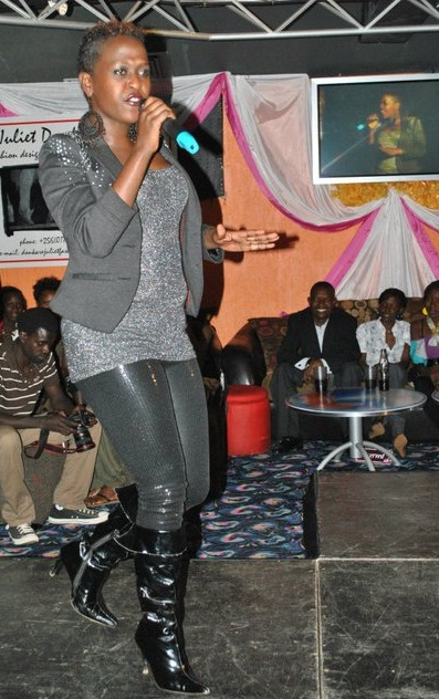 Former Blu3 Member Lillian Mbabazi