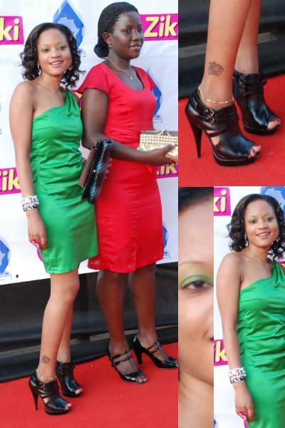 Club Silk's Lindah Lisa -PAM Awards
