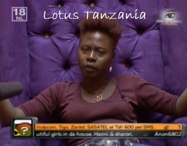 Lotus from Tanzania was disqualified from Big Brother Amplified
